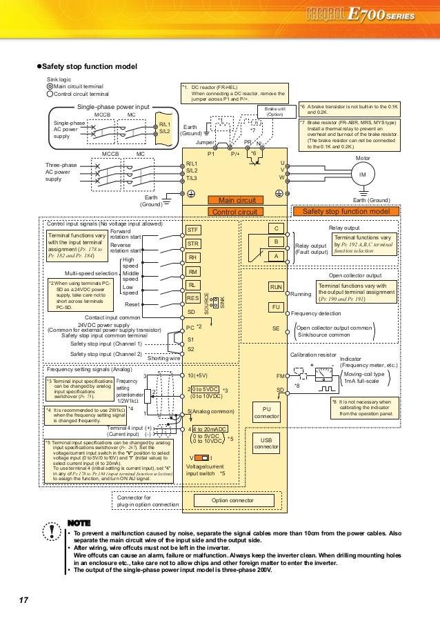 Admirable Mitsubishi Inverter Wiring Diagram Basic Electronics Wiring Diagram Wiring Cloud Strefoxcilixyz