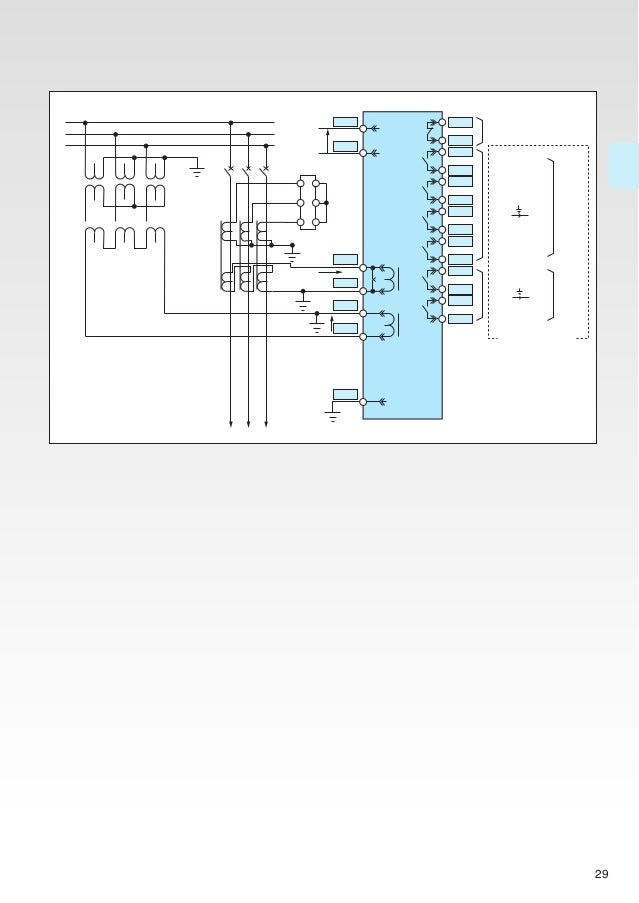 mitsubishi numerical protection relay melpro d series dienhathe vn rh slideshare net 5 Pin Relay Wiring Diagram 4 Pin Relay Wiring Diagram