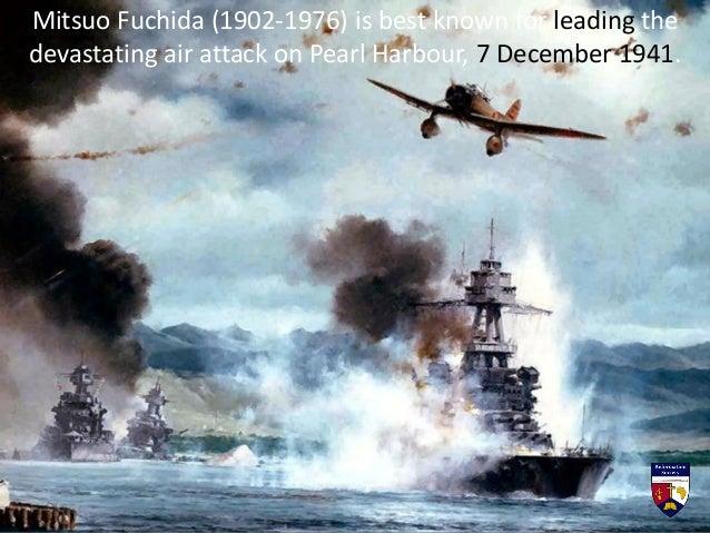 Mitsuo fuchida from pearl harbour to calvary Slide 3