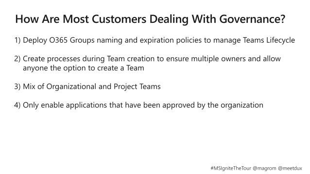 Microsoft Teams use case examples