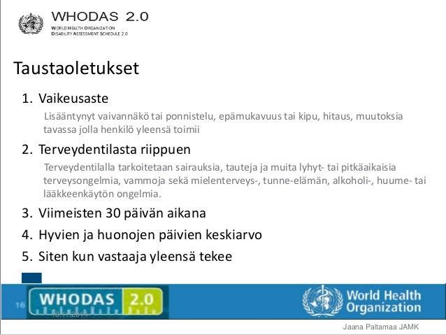 Mittaa - se - itse -session diat (Paltamaa & Anttila) Innomarkkinat