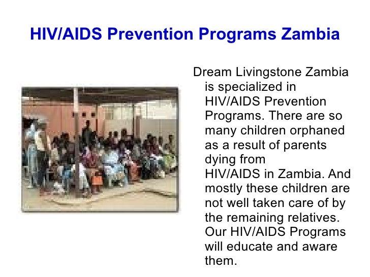 Non Profit Making Charitable Organization Livingstone Zambia Slide 3