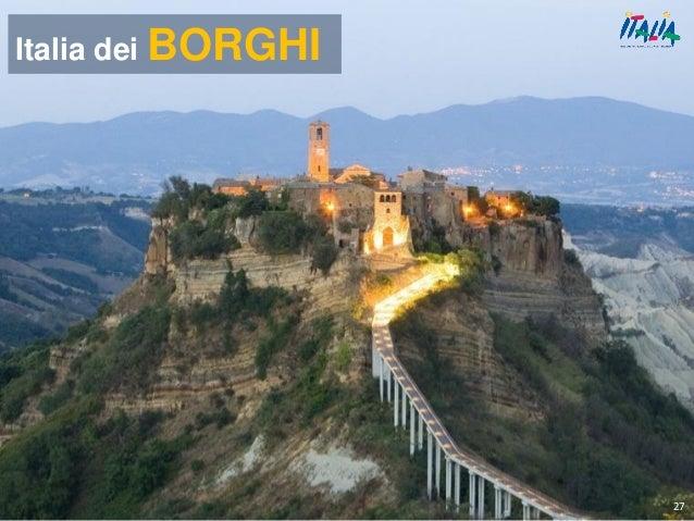 Italia dei BORGHI 27