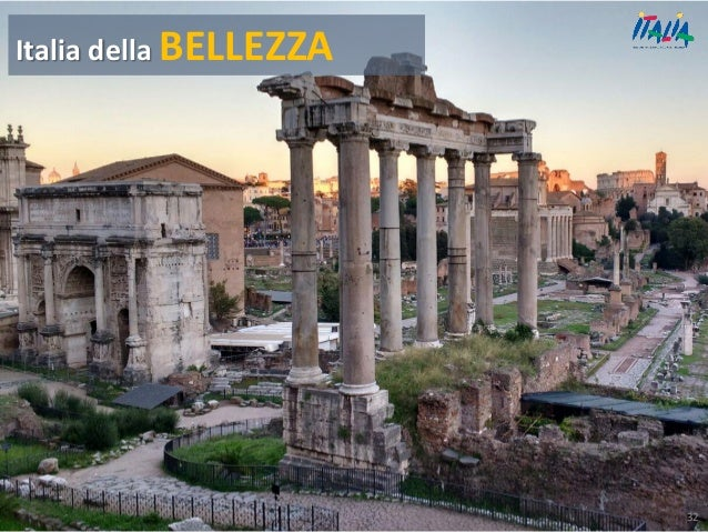 32 Italia della BELLEZZA