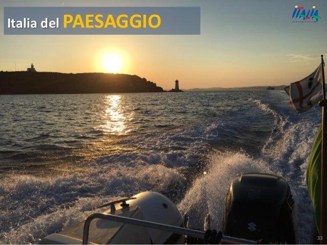 33 Italia del PAESAGGIO