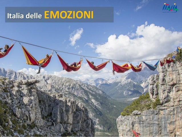34 Italia delle EMOZIONI