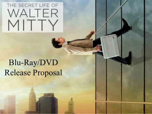 Secret life of walter mitty thesis