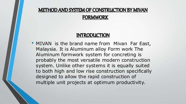 Mivan Shuttering Ebook