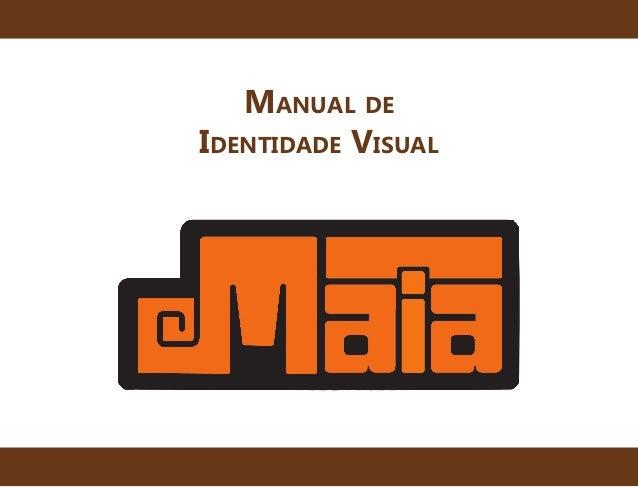 Manual deIdentidade Visual