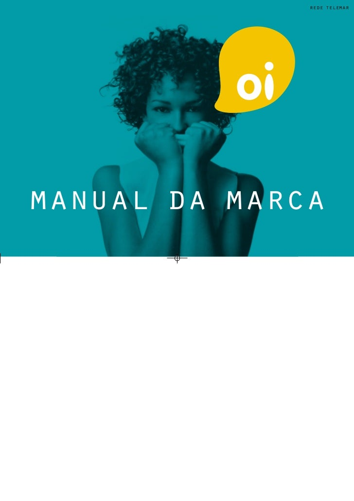 Manual da marca Oi