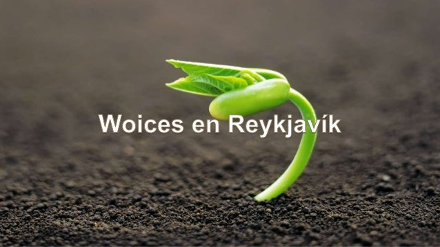 Mi voz y mi mundo