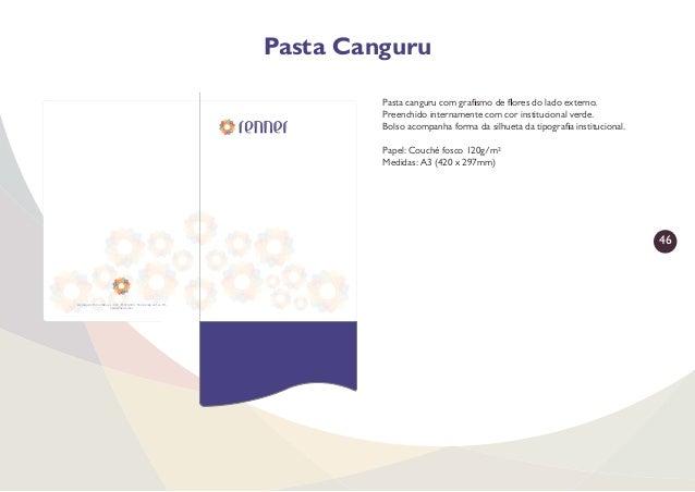 47 Envelope Ofício Envelope ofício com aplicação de grafismo na parte externa Aba acompanha forma da silhueta da tipografi...