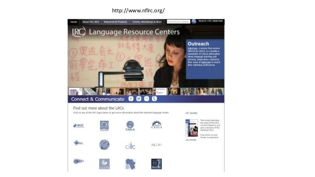 Language Open Resources Online (LORO) http://loro.open.ac.uk/
