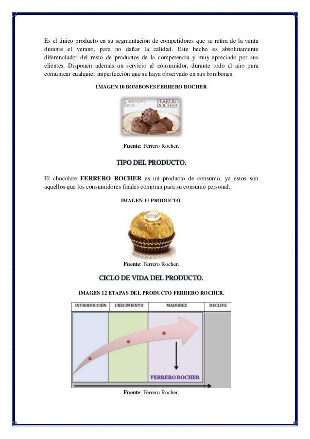Marketing Mix Of Chocolate