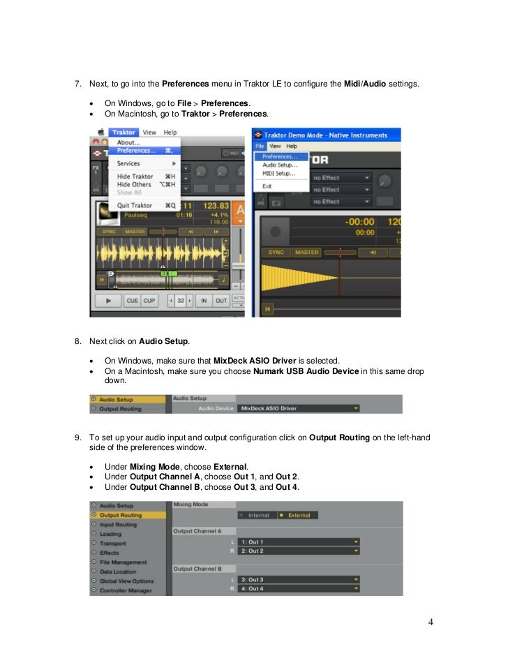 numark drivers for windows 10