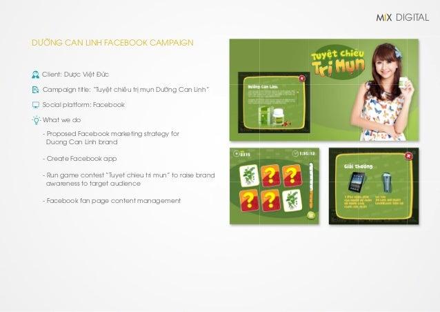 DIGITALClient: CANIFA Fashion & VTV3Social platform: FacebookWhat we do- Designed & developed Facebook application  for a ...