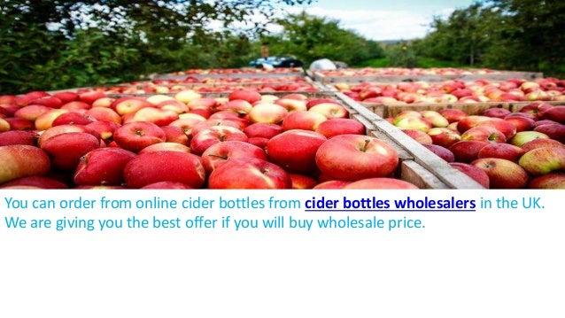 Mixed Fruit Cider Bottles Wholesale Online in the UK