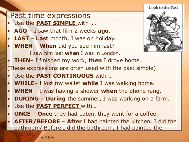 Time Expressions with Hacer: Test #1