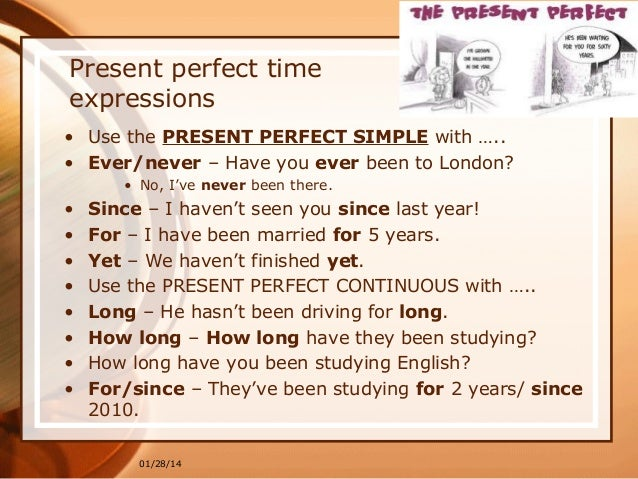 mixed tenses Tenses in english, statements - free exercise, mix - learn online.