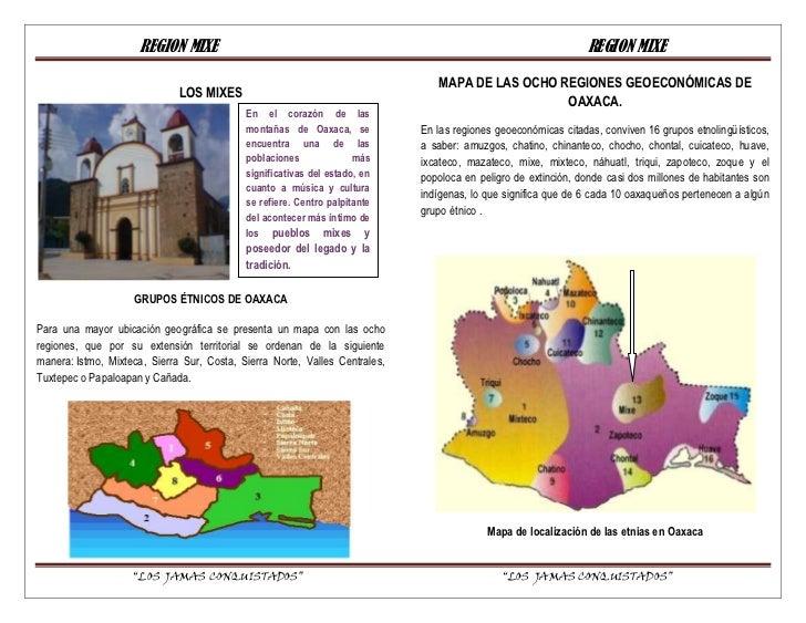 LOS MIXES<br />En el corazón de las montañas de Oaxaca, se encuentra una de las poblaciones más significativas del estado,...