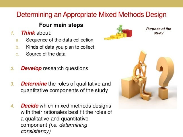 mixed methods research thesis Mixed methods research i think i always have been-- right from almost in undergraduate days and certainly my phd thesis, which i did in the '70s, was mixed.