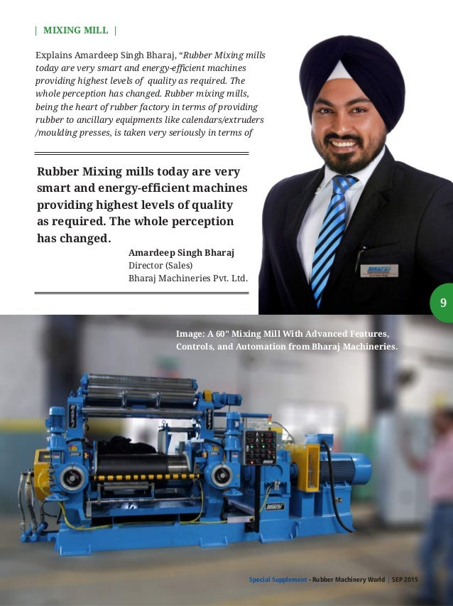 www.pelmar.com Your PartnerWorld-Wide For Rubber AndTire Machinery • PRE-OWNED • NEW • REFURBISHED Are you seeking affordab...