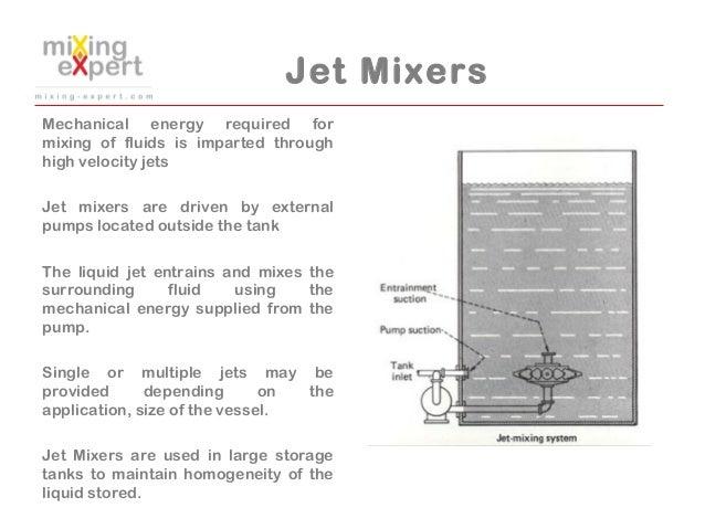 Mixing Of Liquids Solids And High Viscosity Materials