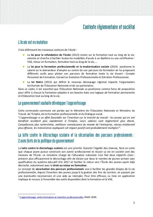 2 Contexteréglementaire etsociétal L'écoleestenmutation 3 lois définissent les nouveaux contours de l'école :  La loi pou...