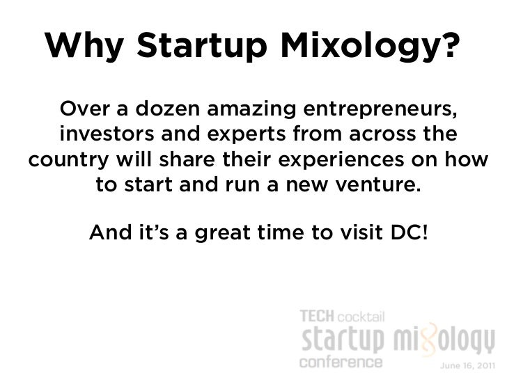 What will you learn? Rock star entrepreneurs will share their                insights on:creativity, prototyping, design, ...
