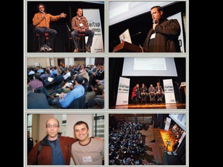 Who will you hear from?Steve Case (AOL, Revolution, Startup America)           Travis Kalanick (Uber)        Hooman Radfar...