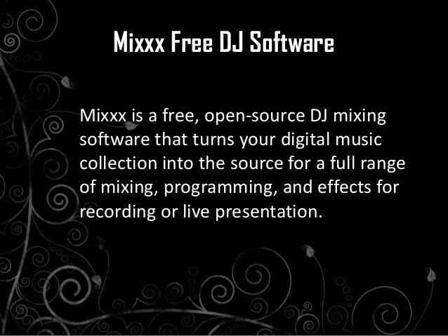best dj software free