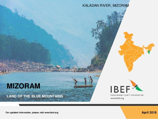 Mizoram State Report - April 2018