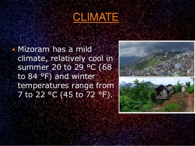 Mizoram ppt