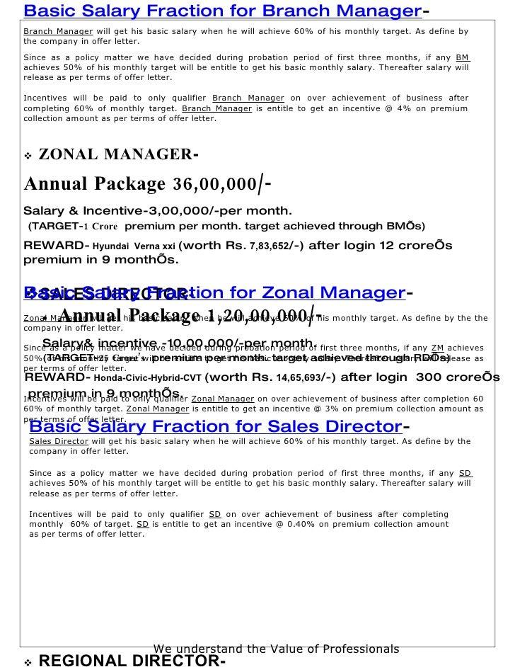 Mizzle Job Offer