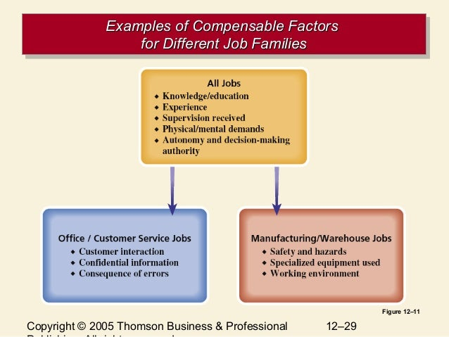 Compensation Standards & Practices