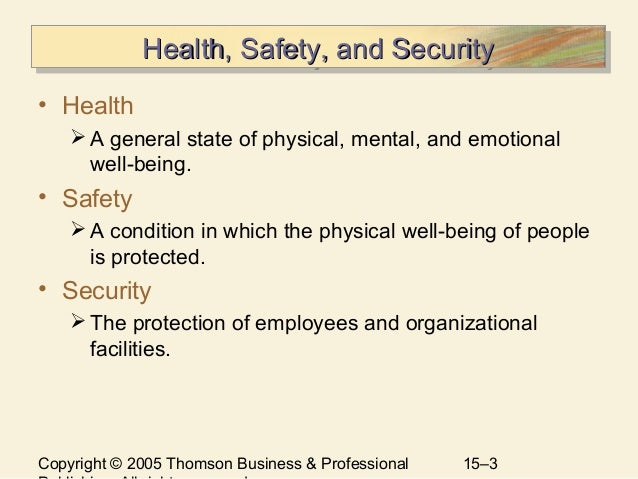p4 health safety and security P4 act as a role model in adhering to health, safety and security requirements  of health, safety and security policies, procedures and practices, in  scdlmcc1  lead and manage practice for health and safety in the work setting work setting  standard 1.