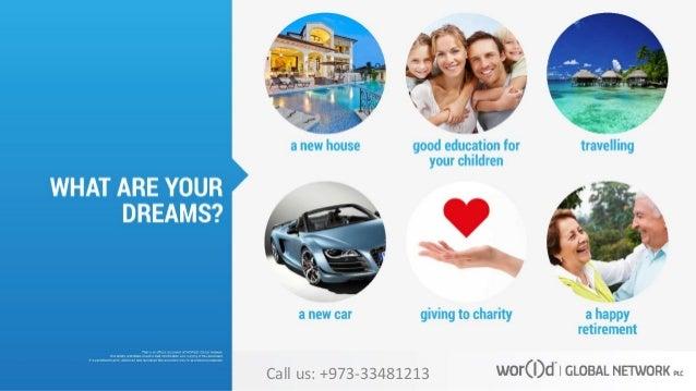 World Global Mobile Network Slide 3