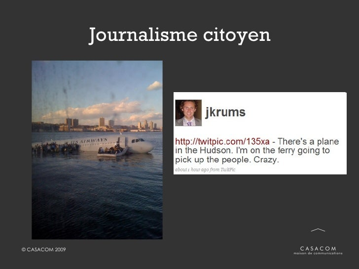 Journalisme citoyen