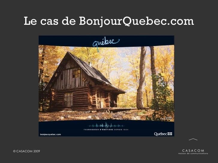 Le cas de BonjourQuebec.com