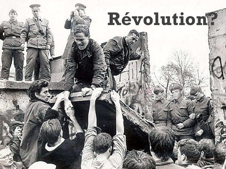 Révolution?