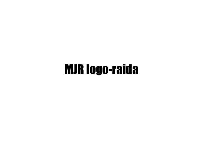 MJR logo-raida