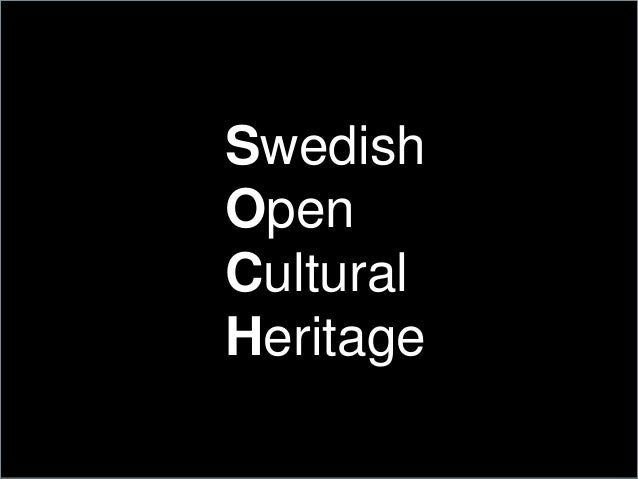 The Semantic Web and the Digital Archaeological Workflow: A Case Study from Sweden Slide 2