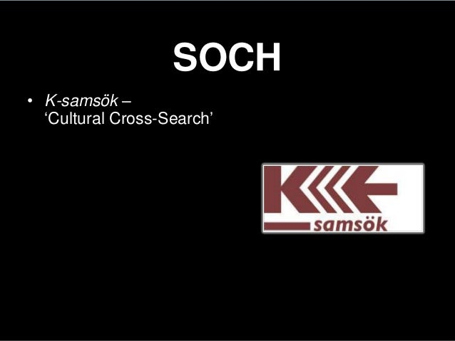 The Semantic Web and the Digital Archaeological Workflow: A Case Study from Sweden Slide 3