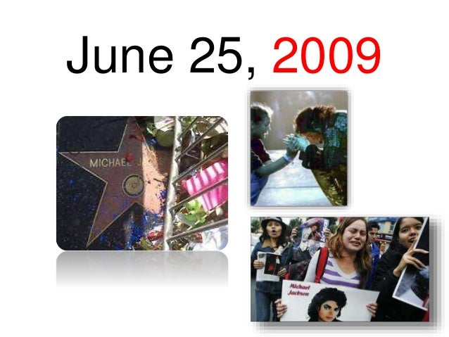 what day was june 25 2009