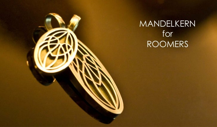 MANDELKERN   for ROOMERS