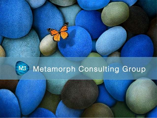 Metamorph Consulting Group