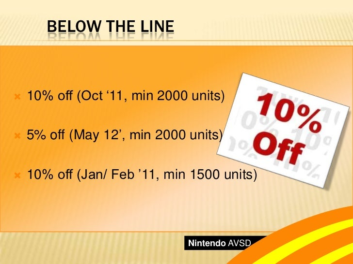 marketing communications nintendo Nintendo is going to move into the space, not as a new platform for their games  but as a marketing tool that replaces its tv advertising.