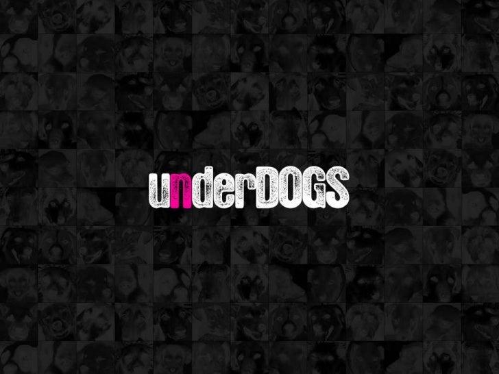 Apresentação institucional UnderDOGS