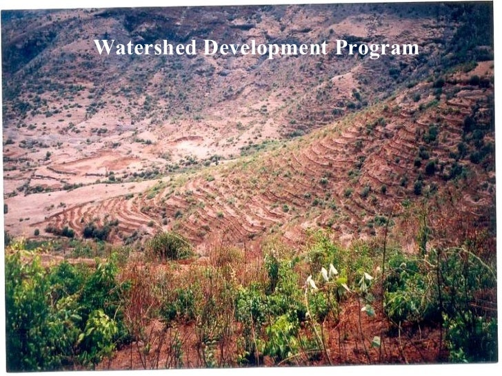 Watershed   Development   Program