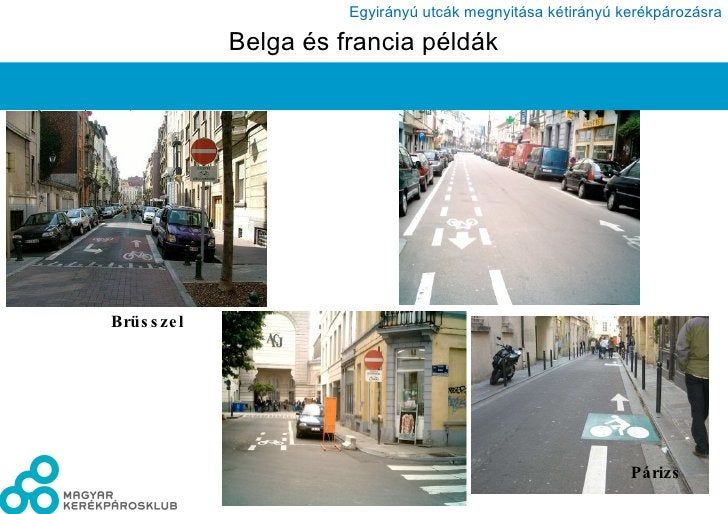 Belga és francia példák Párizs Brüsszel